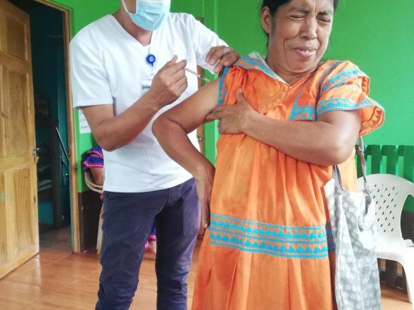 Servidores de salud a todo terreno
